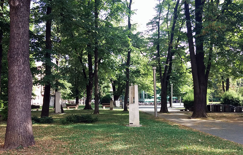 15 park Petar Kočić_Banjaluka