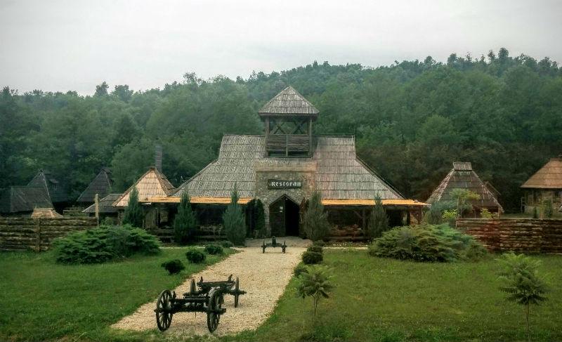 2 Etno selo Kotromanićevo