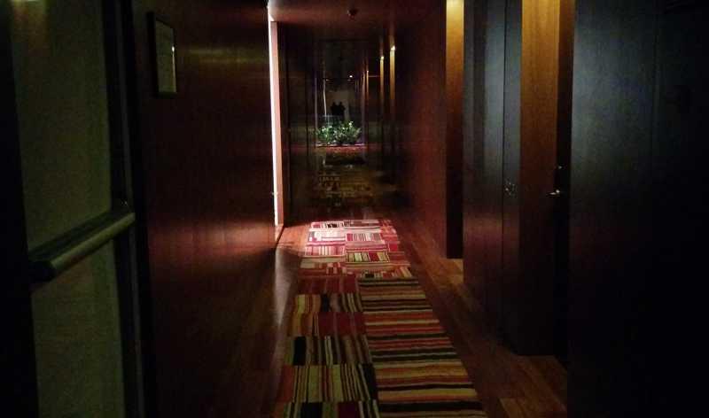 Hodnik sa sobama
