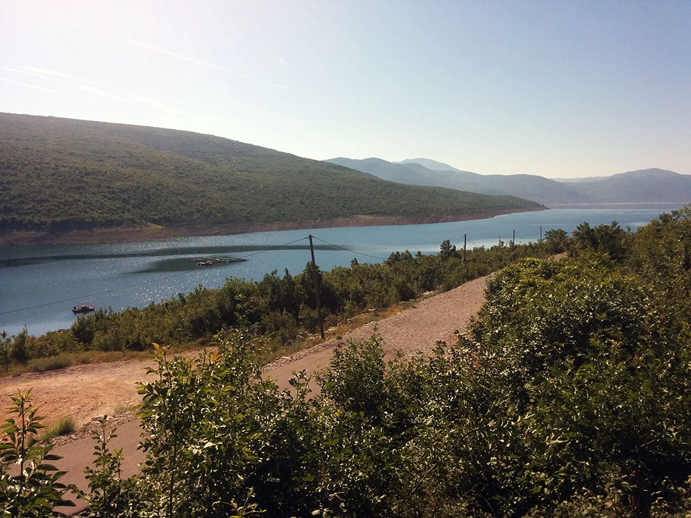 Bilećko jezero