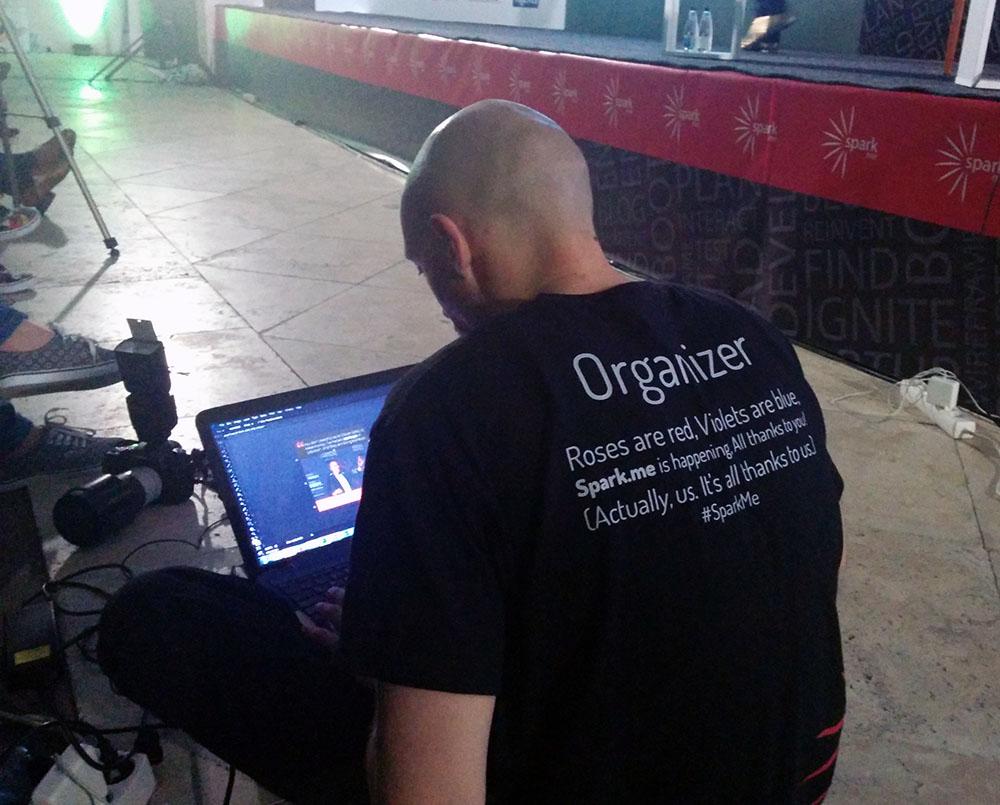 Igor Milić - fotograf konferencije