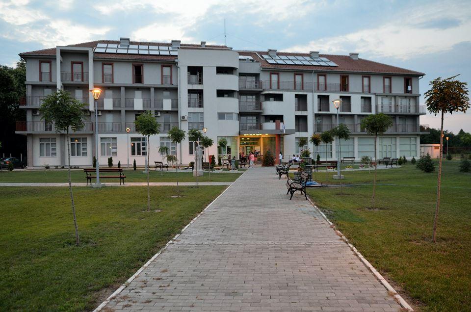 Dom učenika Nikola Vojvodić Kikinda