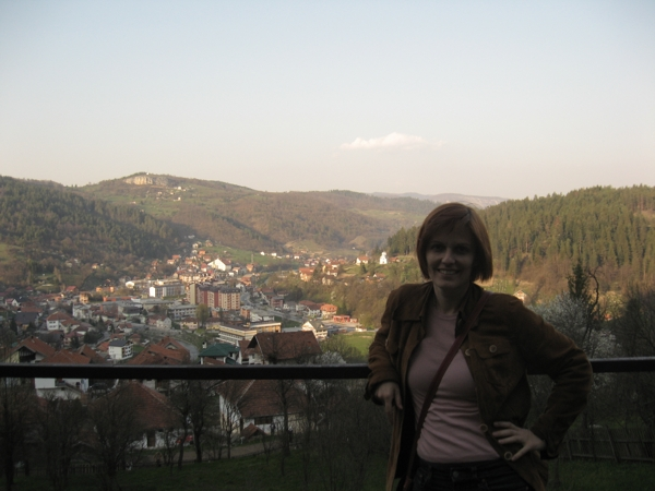 Hana - pogled na Olovo