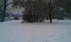 Kamberovica polje u Zenici. moje omiljeno mjesto