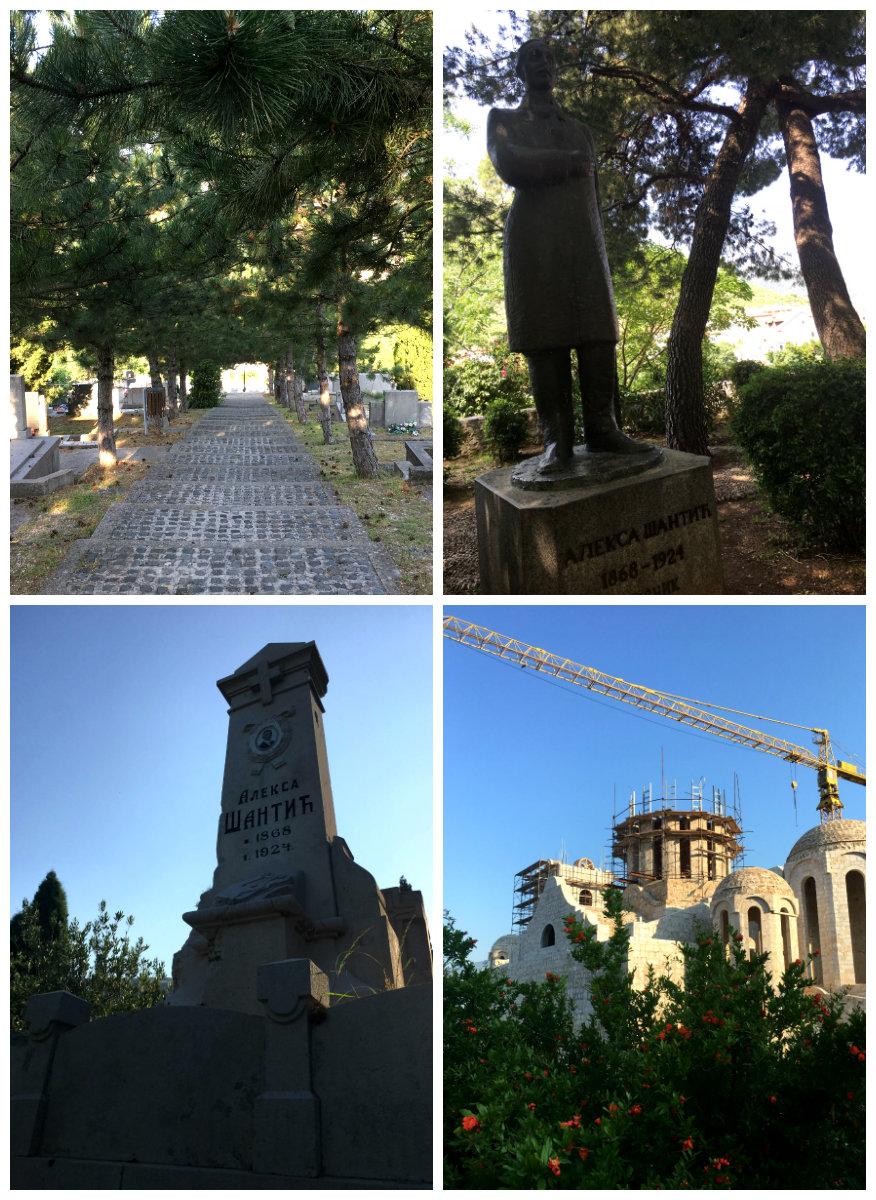 Mostar Aleksa Šantić