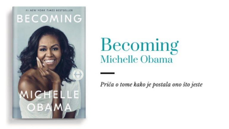 """""""Becoming"""" Michelle Obama – priča o tome kako je postala ono što jeste"""