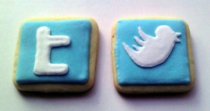 The Cookie Shop twitter keksići