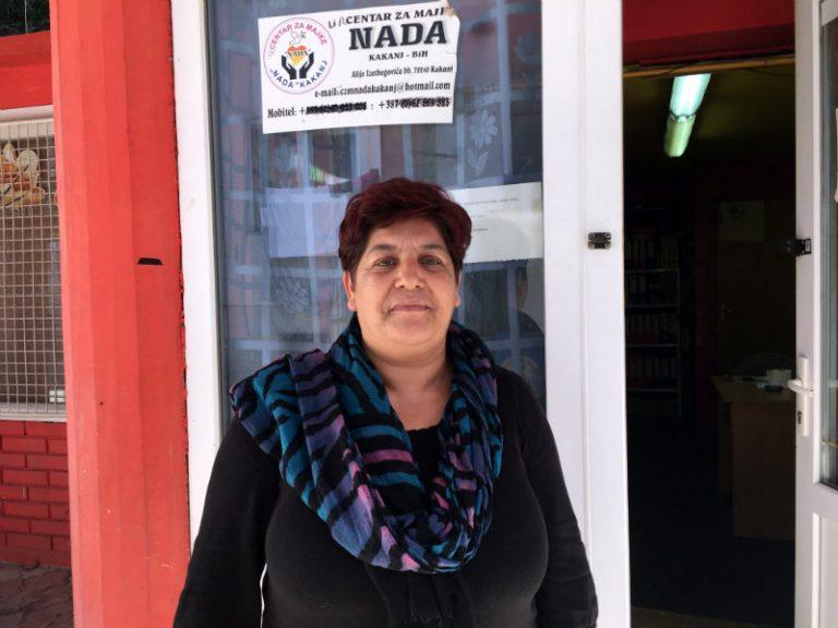 Zemina Vehabović – Kakanj: The first Roma women as the head of the local community council