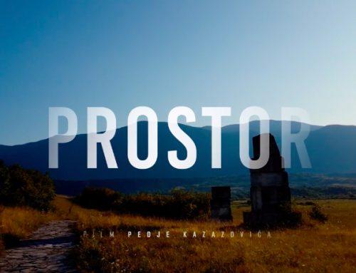 Dokumentarac PROSTOR – o duši Bosne i Hercegovine / autor Peđa Kazazović