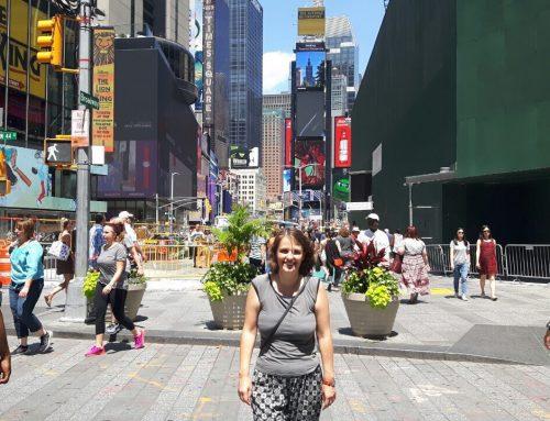 New York, New York… – 19. dan Amerika