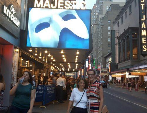Broadway, Fantom u operi i najbolji od svih – 20. dan Amerika