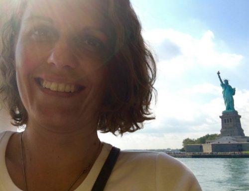 Brooklyn, Kip slobode, plovidba Hudsonom – 21. dan Amerika