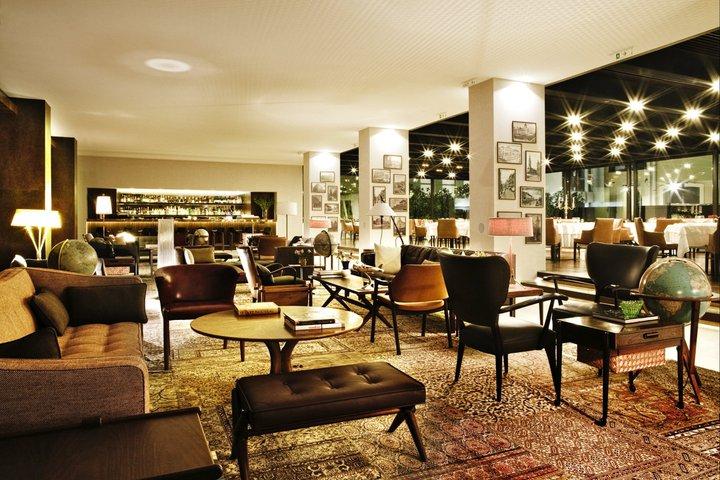 Lobi bar, najljepši dio hotela