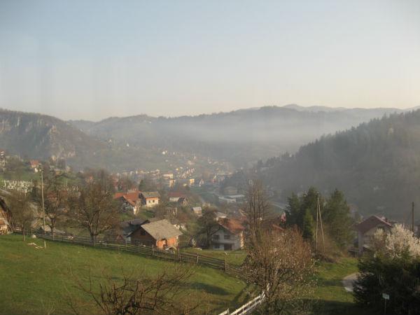 panorama pogled