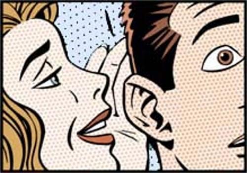 Glasine koje čujete o drugima su jednako istinite kao i one koje drugi čuju o vama