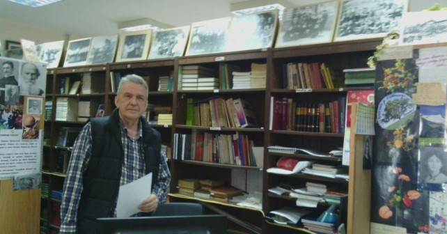Šefko Kaloper – about the Literary Club of Brčko District of Bosnia and Herzegovina, an association working on the promotion of literature