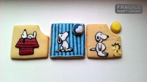 The Cookie Shop - keksići Snoopy