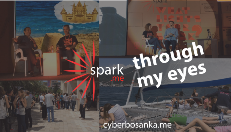 Spark.me konferencija kroz moj objektiv (video)