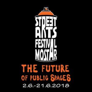 street art festival mostar