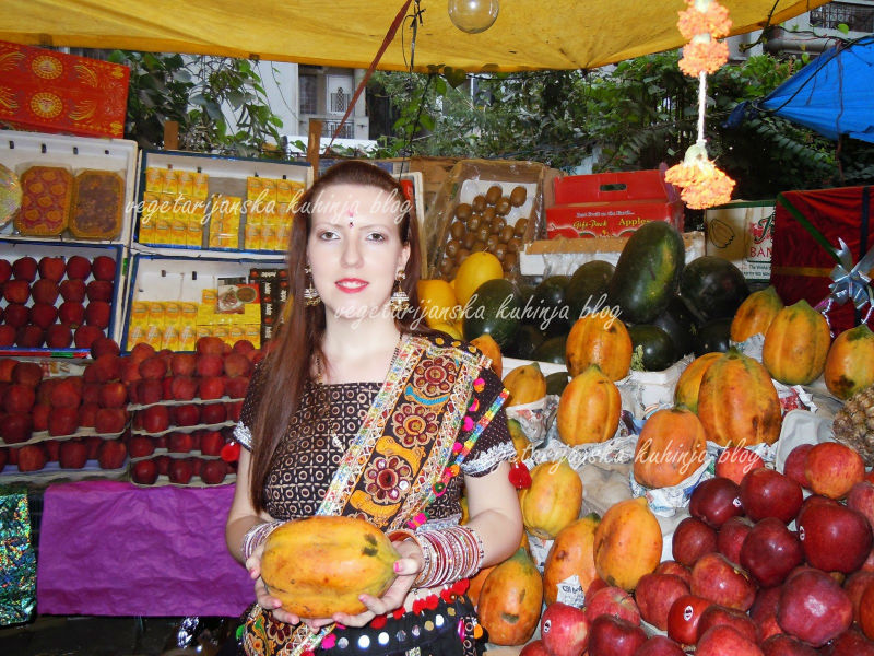 voce indija vegetarijanstvo
